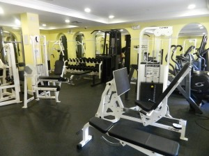 CP fitness center