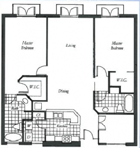 A comfortable two bedroom apartment apartments in - 2 bedroom apartments in west palm beach ...