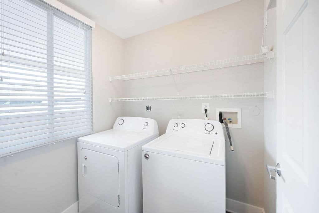 washer and dryer Apartments at Rosemary Square West Palm Beach