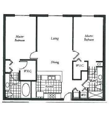 Olive floor plan